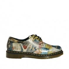 Dr Martens Heaven Print Shoe