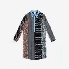 百衲衣亲子系列-连衣裙