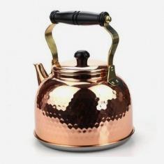 日本烧水铜壶