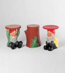 The Kartell Gnomes by Philippe Starck