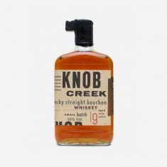Knob Creek Bourbon 9 Year Old