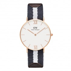 Daniel Wellington grace glasgow 36mm rose gold