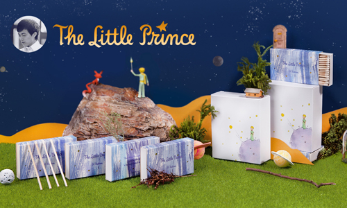 商店专题/用安东尼的火柴盒遇见小王子