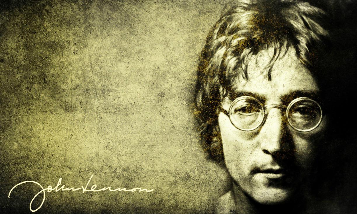 列侬/给你看一个画画的列侬