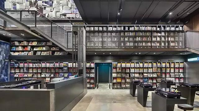 韩国最时髦的主题图书馆/韩国最时髦的主题图书馆