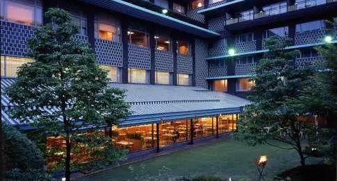 细数东京跨越百年的古老酒店/细数东京跨越百年的古老酒店
