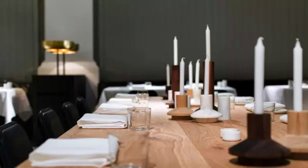 在米其林餐厅里,食器也是一门艺术/在米其林餐厅里,食器也是一门艺术