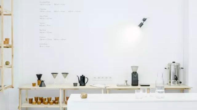谁说咖啡馆一定要精心设计?/谁说咖啡馆一定要精心设计?