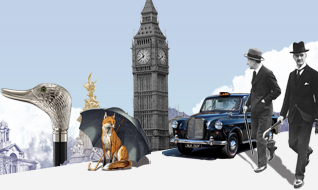 FOX UMBRELLAS/不列颠的狐狸伞