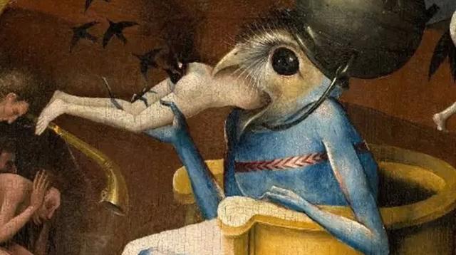 世界名画中有多少值得注意的屁股/世界名画中有多少值得注意的屁股