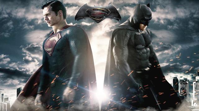 蝙蝠侠和超人是最完美的一对?/蝙蝠侠和超人是最完美的一对?
