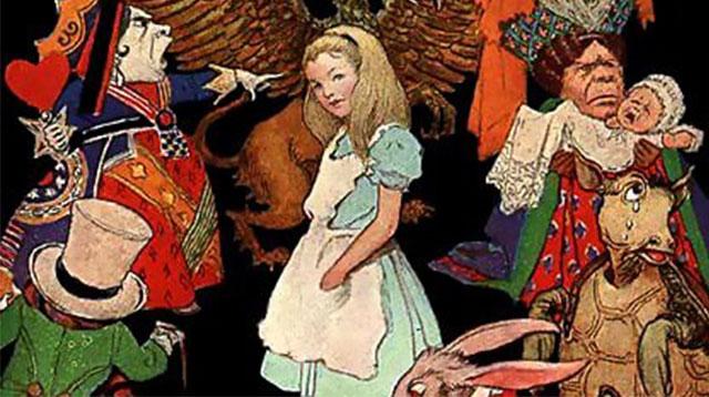 爱丽丝和她跳不完的兔子洞/爱丽丝和她跳不完的兔子洞