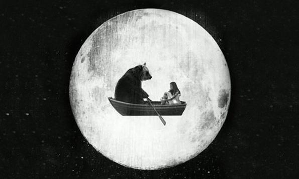 有月亮正奔你而来/有月亮正奔你而来