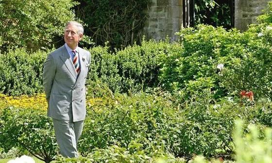 查尔斯王子放弃王位,花30年将450万㎡荒地打造成世界最美庄园/放弃王位的查尔斯王子却甘愿当花匠
