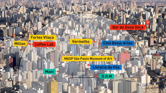 当北半球进入深冬,去巴西狂欢/当北半球进入深冬,去巴西狂欢