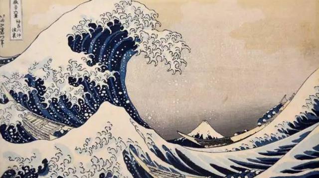 """巨浪、美人与""""画狂"""":葛饰北斋和他的浮世绘世界/巨浪、美人与""""画狂"""":葛饰北斋和"""