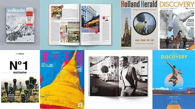 那些让你期待旅行的航空杂志/那些让你期待旅行的航空杂志