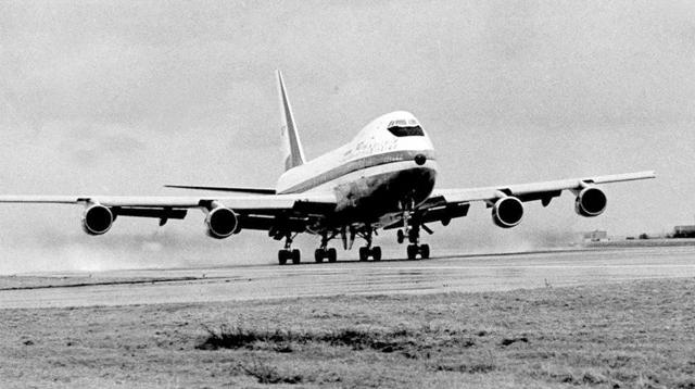 """""""空中女王""""即将告别历史舞台,最后的波音747/""""空中女王""""即将告别历史舞台,最"""