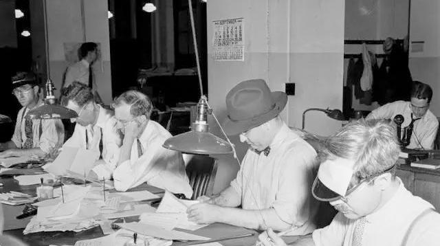 回到1942年,看看当年的《纽约时报》如何从无到有/回到1942年,看看当年的《纽约
