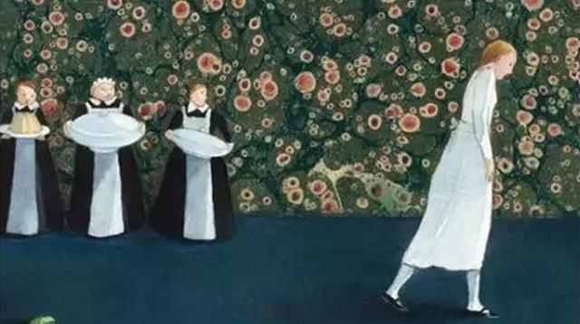 21世纪的艺术家怎样给200年前的《格林童话》配插画/21世纪的艺术家怎样给200年前