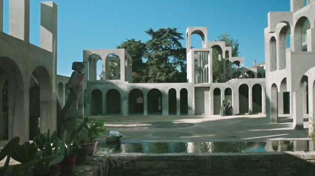 九栋废弃建筑如何成为三千平绝美居所的?/九栋废弃建筑如何成为三千平绝美居