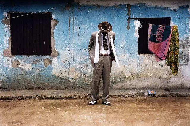 从非洲贫民窟里走出来的绅士团/从非洲贫民窟里走出来的绅士团