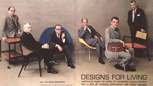 那些登上《花花公子》的设计大师/那些登上《花花公子》的设计大师