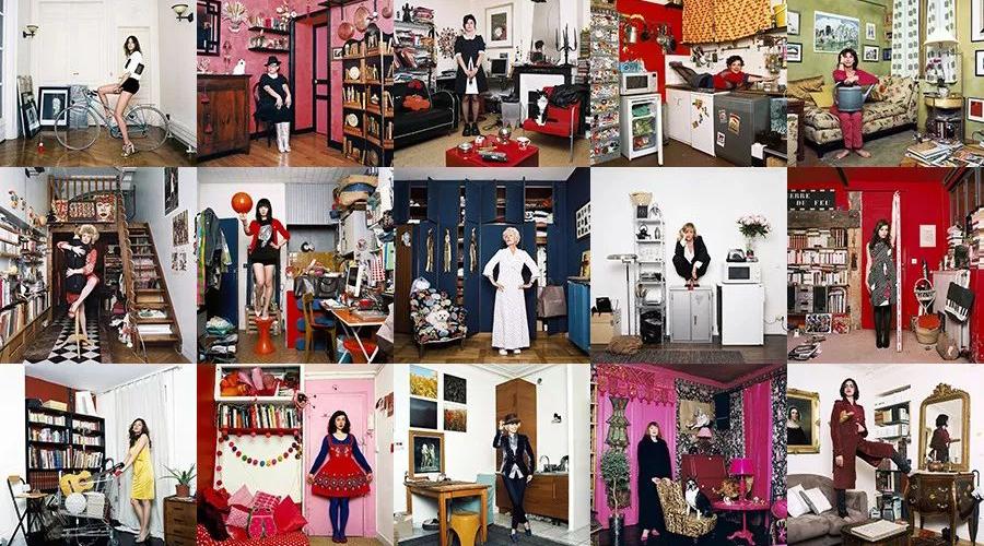 他推开了 75 个巴黎女人的房间门……/他推开了 75 个巴黎女人的房间