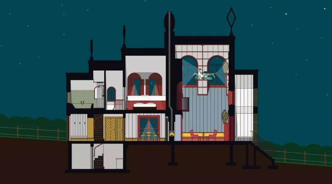 那些建筑大师设计的小旅馆/那些建筑大师设计的小旅馆
