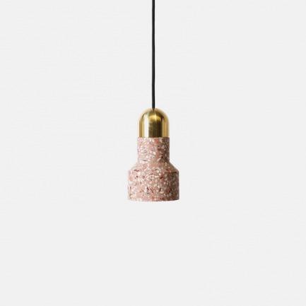 颜色/粉色水磨石