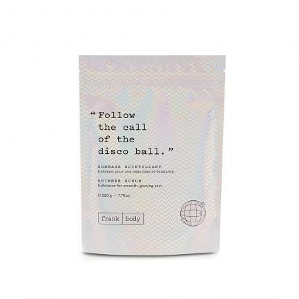 颜色/细闪咖啡磨砂膏