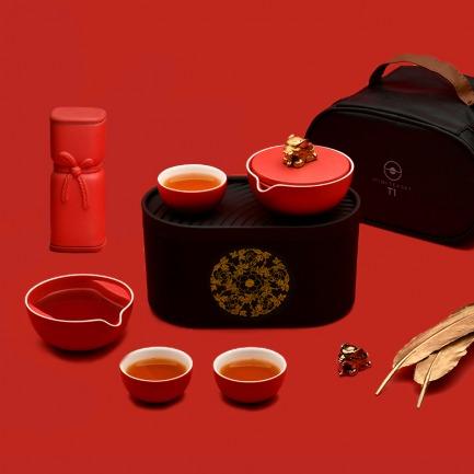 颜色/茶盒版(含简约便携包)