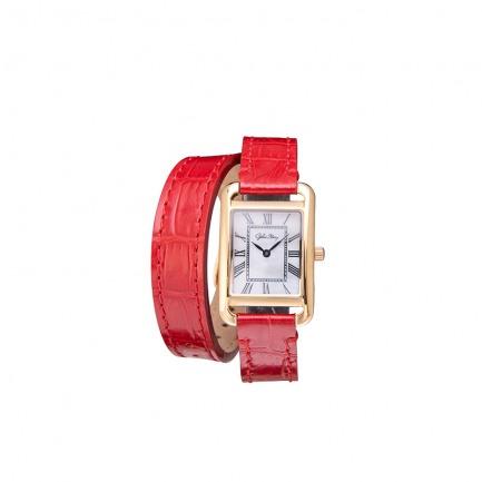 颜色/红色单只手表