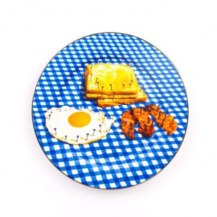 颜色/早餐