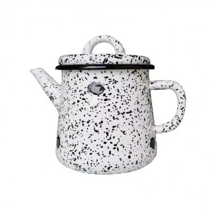 颜色/黑白泼墨大茶壶