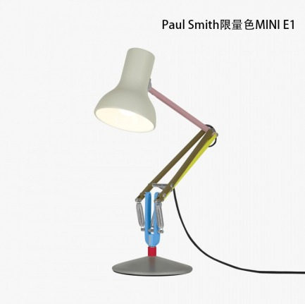 颜色/限量款MINI-E1