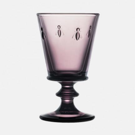 颜色/茄红紫蜜蜂高脚杯