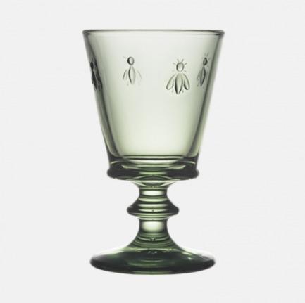 颜色/普罗旺斯绿蜜蜂高脚杯