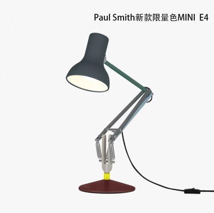 颜色/限量款MINI-E4