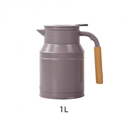 颜色/棕色-1L