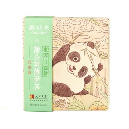 颜色/蒲公英薄荷茶(12包)