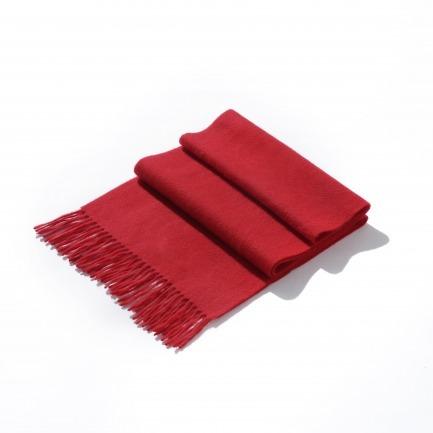 颜色/大红色