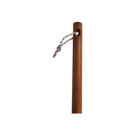 颜色/130cm传统白蜡木扫帚柄