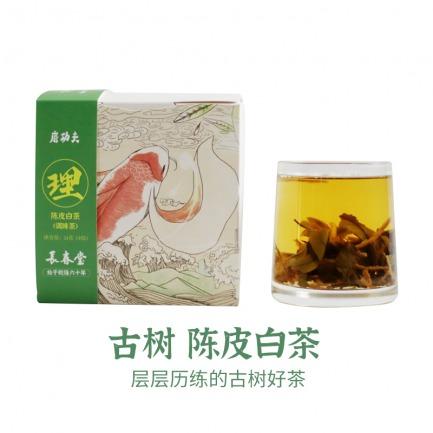 颜色/陈皮白茶24g(8包