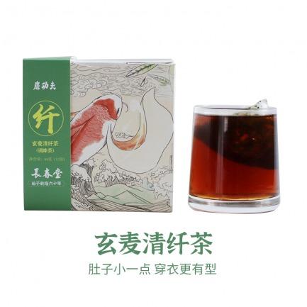 颜色/玄麦清纤茶84g(12包)
