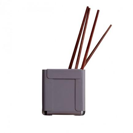 颜色/暖紫灰筷子收纳筒