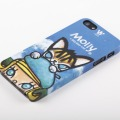 香港H2W原装正品【限量版】Iphone5 苹果5 卡通动漫 手机壳 MOLLY