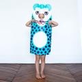 """法国儿童设计品牌OMY 动物""""纸袋""""道具服"""