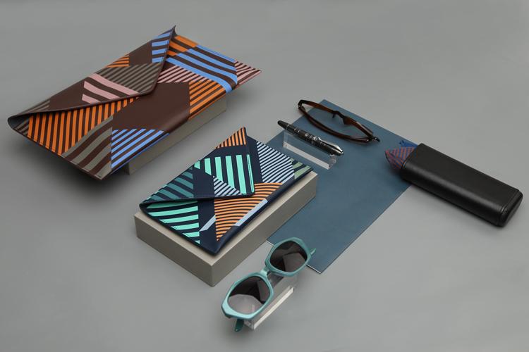 个性信封造型手拿包 | 真皮手工制作 两色可选