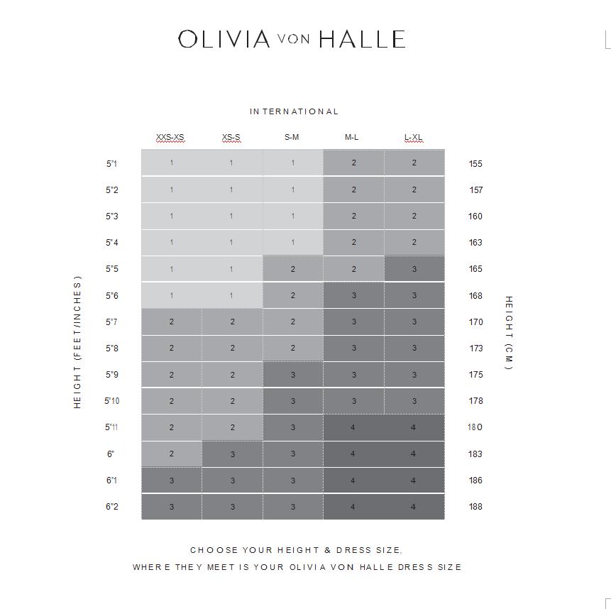 Olivia Von Halle 2017SS luisa丝绸眼罩